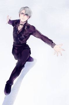 Yuri on ice/ Victor Nikiforov