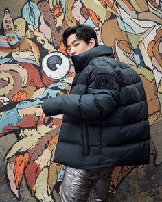 Henry Lau, Super Junior, Location History, Shit Happens, Instagram, Winter Jackets, Kpop, Twitter, Fashion