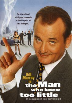 """The Man Who Knew Too Little (1997) """"O Homem que Sabia de Menos"""""""