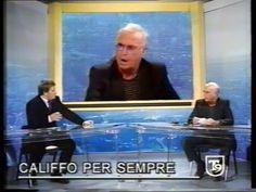 Oggi, 29 ottobre, 17 anni fa, nel 2000 a T9, con il grande Maestro #FrancoCalifano in versione scrittore <3 Emanuele Carioti Emanuele Carioti, giornalista, blogger, conduttore e coautore di Cortonotte Roma, 29 ottobre 2017