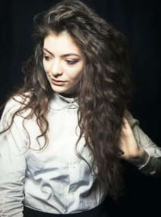 #Lorde her hair is just GORGEOUS