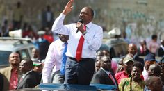 """Kenyans Are Tired With Your Threats"", Uhuru Tells Raila"