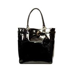 Dazzling Black Tote   Shuvi-Luna   Mexican designer  #Bags #Bolsas  #MomsDay #RegalosMamá