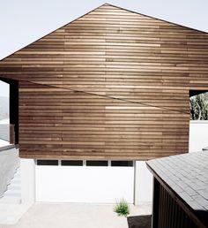 warren techentin architecture designs montrose duplex - designboom | architecture