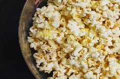 Kettle Corn DIY I just tried this, it was super easy and delicious. I'm never buying the store bought stuff again!