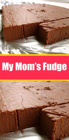 Old Fashioned Chocolate Fudge, creamy and slightly crumbly this melt in your mouth Chocolate Fudge is the Best! Fudge Recipes, Candy Recipes, Sweet Recipes, Dessert Recipes, Desserts, Tea Recipes, Holiday Recipes, Holiday Baking, Christmas Baking