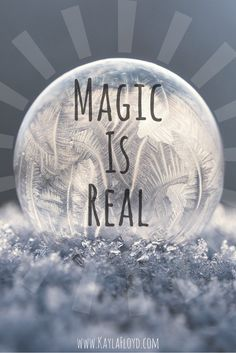 Magic is one of my favorite words. (Right alongside mystical, crazy-awesome and fuck.)I realize that for some it may feel like a cliched buzzword, but for me it is pure love.  Read more at: www.kaylafloyd.com/magic-is-real