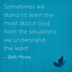 #BethMoore