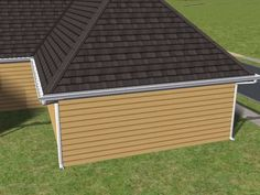 Mod The Sims - The Complete Modular Gutter System !!!!!!!!!! ***36 New Meshes*** UPD 2/20/07 House Link Added !!!!!!!!