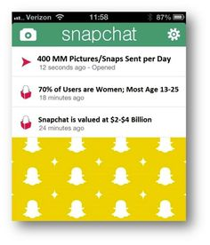 Discover if Snapchat actually provides value for businesses and how you can evaluate if it's right for you. #smallbusiness #marketing