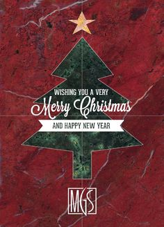 May this Christmas not only bring wonderful gifts under the tree, but also infinite peace and great hopes for a future full of changes and satisfactions.  MGS wish you all Merry Christmas and Happy New Year!