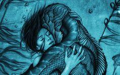 The Shape of Water, el film del mexicano Guillermo del Toro, obtuvo el premio a la mejor película, el León de Oro en el Festival de Cine de Venecia en su  #Cine #TheShapeofWater #GuillermoDeltoro