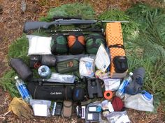The All Time Backpack Hunting Gear List #Backpacking #HuntingGearList…