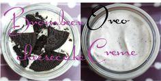 Brombeer Oreo Cheesecake Creme