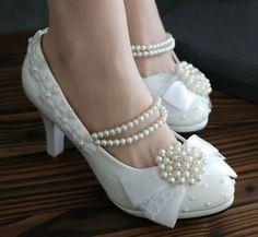 36.75$  Watch here - https://alitems.com/g/1e8d114494b01f4c715516525dc3e8/?i=5&ulp=https%3A%2F%2Fwww.aliexpress.com%2Fitem%2FLuxury-rhinestone-ribbon-bow-wedding-shoes-white-for-woman-TG183-low-high-heels-pearls-straps-female%2F32667462865.html - Luxury rhinestone ribbon bow wedding shoes white for woman TG183 low high heels pearls straps female ladies bride wedding shoe 36.75$