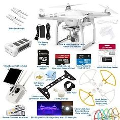 #Christmas Deals for DJI Phantom 3 Advanced Drone Quad Copter W/ 2.7K/HD Camera Gimbal EVERYTHING YOU CAN THINK OF KIT: 1x 32GB SD Card, Snap on Prop Guards, Surmik® Gimbal Protector, Light Kits & More for Christmas Gifts Idea Shopping Online . Obviously among the exceptionally beautiful lures will be the sensation which because you stay presently there pleasantly within your chair, mug involving teas handy, you have accessibility to globall...