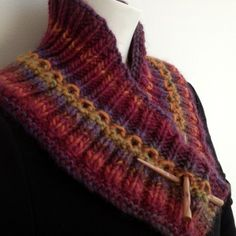 NobleKnits Yarn Shop  - New Street Knitter Rachel's Slow Curve Collar Knitting PDF Pattern, $5.95 (http://www.nobleknits.com/new-street-knitter-rachels-slow-curve-collar-knitting-pdf-pattern/)