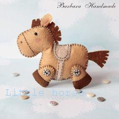 Barbara Handmade...: Little pony