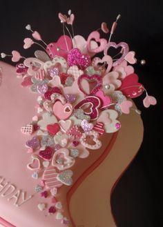 I heart cake http://www.shopprice.com.au/cake