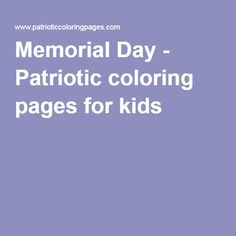 memorial day construction paper crafts