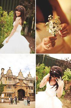 Stanway Tithe Barn Wedding Venue Gloustershire | Rock My Wedding