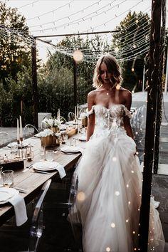 #Bridal dream   #MUSEbyBERTA Wedding Looks, Dream Wedding, Simple Elegance, Elegant, Muse By Berta, Cancer Sign, Love Fairy, Backdrops, Barcelona