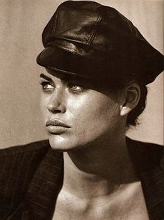 carre otis/1991/peter linbergh #supermodel '90s