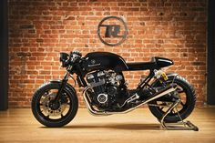 Cafe Racer Design SourceHonda CB750 (NOS) 1999  I have a dedicated CB750 Pinterest page - just cos that's what I ride. Grant