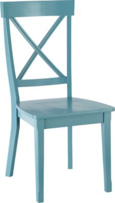 Brynwood Blue Side Chair-Side ChairsColors