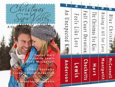Krazy Book Lady: Christmas in Snow Valley (A Christmas Romance Anthology) - Review
