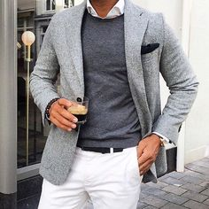 #grey #menswear #outfit