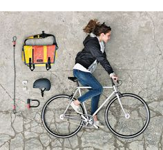 freitag, bike......all time favourite
