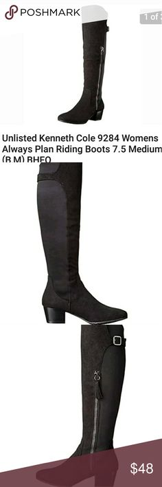 Unlisted Kenneth Cole NIB Gorgeous boots Unlisted Kenneth Cole NIB Gorgeous boots Kenneth Cole Shoes Over the Knee Boots