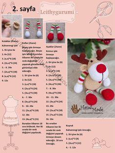 az biraz kişisel, az biraz koreden, dizilerden, sinemadan, müziklerden ,uzak doğudan, açıkçası asyadan, bazen de animelerden ibaret blog Crochet Christmas Gifts, Holiday Crochet, Crochet Animals, Crochet Doll Pattern, Crochet Patterns Amigurumi, Amigurumi Doll, Crochet Dolls, Crochet Yarn, Crochet Crafts