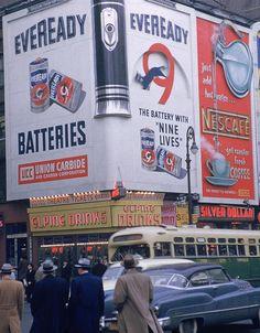 New York City, 1952