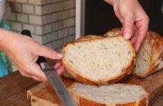Nem vagyok mesterszakács: Házi kenyérsütés Banana Bread, Food, Essen, Meals, Yemek, Eten