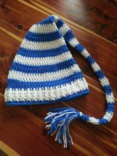 Stocking cap pattern ideas from   http://cherishedbliss.com/2012/11/stocking-hat-crochet-pattern-free.html