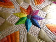 Sewing & Quilt Gallery - Fabulous machine quilting!