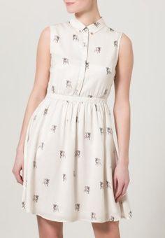 Vestido informal - insipid white