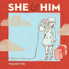 Volume Two - She & Him (Zooey Deschanel & M. Ward)  Awesome sound! Girl can sing