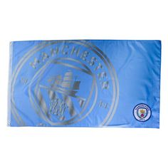 &ltBR>&ltBR&gtWave it at the game, or turn your home or office into fan headquarters with this official team flag. Manchester City, Soccer Flags, Tapestry, Kids Rugs, Products, Hanging Tapestry, Tapestries, Kid Friendly Rugs, Wall Rugs