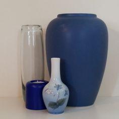 Vaser, fade, Haunsø, Encke, Holbæk, keramik og stentøj
