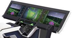 Le cockpit du futur par Thales : interactif, tactile, intelligent