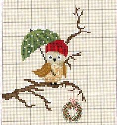 Thrilling Designing Your Own Cross Stitch Embroidery Patterns Ideas. Exhilarating Designing Your Own Cross Stitch Embroidery Patterns Ideas. Kawaii Cross Stitch, Xmas Cross Stitch, Cross Stitch Bookmarks, Cross Stitch Charts, Cross Stitching, Cross Stitch Embroidery, Embroidery Patterns, Cross Stitch Patterns, Bird Crafts