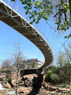 Falls Park, Greenville SC-- haven't been there in so long, but I love it there!