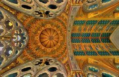 30 Most Amazing Ceilings in the World | Just Imagine - Daily Dose of Creativity