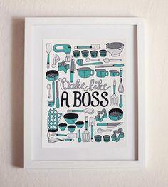 Bake Like a Boss