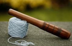 Nostepinne wooden wool winding tool by NeedlesAndChisels on Etsy