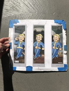 Base Layer of Fallout E3 Ad