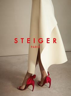 Fashion Copious - Lika Rzhevskaya for Walter Steiger SS 2016 Campaign by Lara…